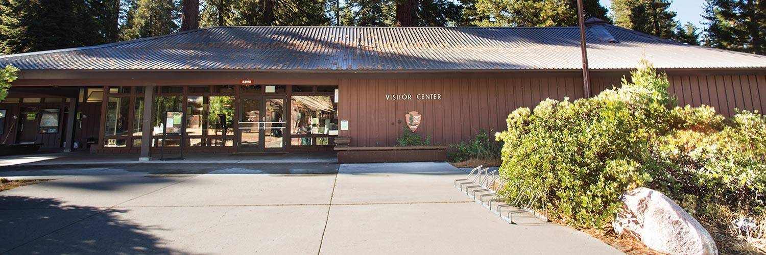 Visitor Centers and Museums Banner
