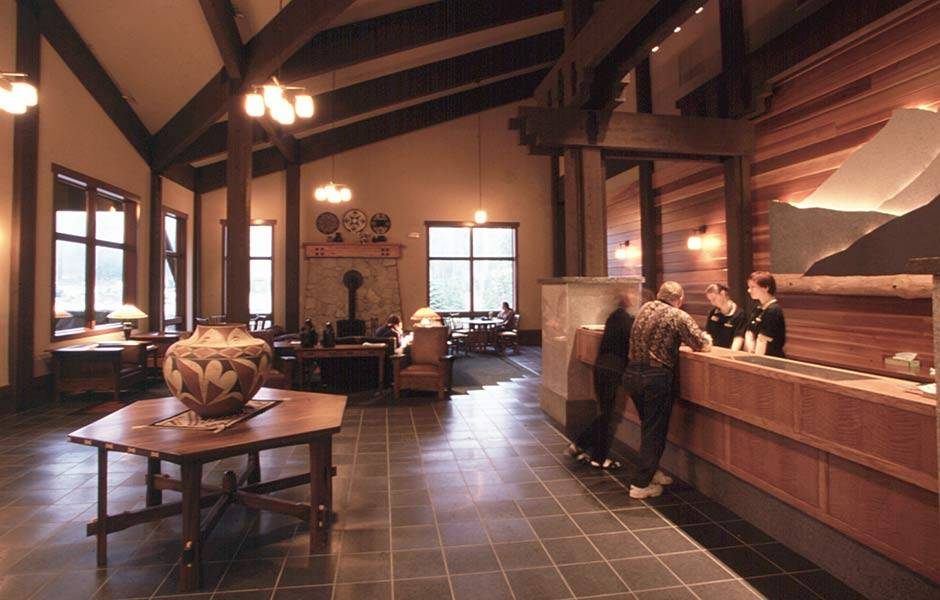 Wuksachi Lodge Sequoia National Park Lodging Hotels