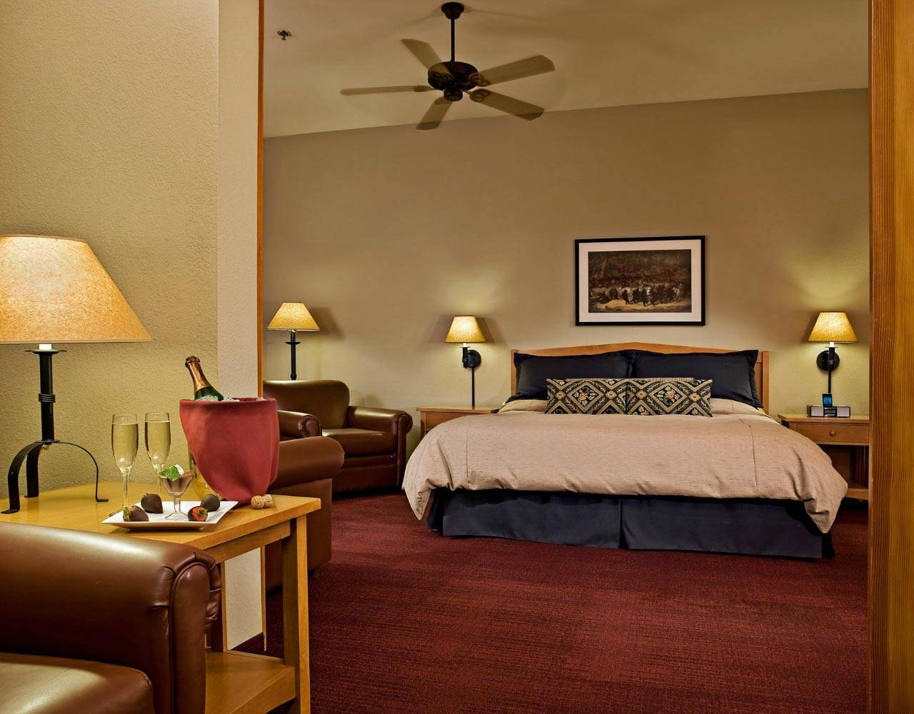 Wuksachi Lodge Sequoia National Park Lodging Amp Hotels